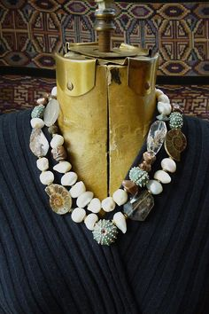 helena nelson reed jewelry | Necklace | Helena Nelson-Reed. Treasures from ... | Jewelry to Make
