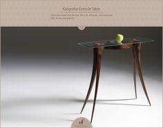 Kaligrafia Console Table