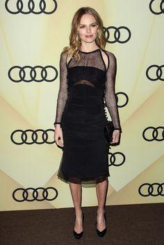 Kate Bosworth - Audi Kicks Off Golden Globes Week 2013 - Arrivals