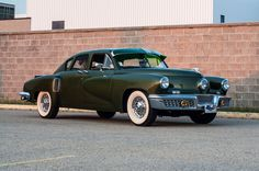 Check out this Ultra Rare Tucker 48 Driven on the HOT ROD Power Tour 2015