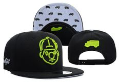 new styles 6f4e0 bc148 Trukfit Tommy Neon Snapback 1 , for sale online  5.9 - www.hatsmalls.com