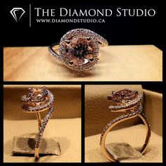 With a birthstone center this ringmaster would be gorg!!