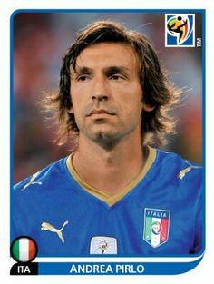 422 Andrea Pirlo - Italia - FIFA World Cup South Africa 2010