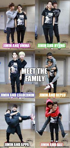 Jimin's World | allkpop Meme Center