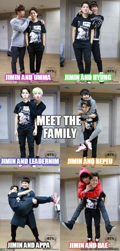 Jimin's World | allkpop Meme Center..Jimin and Bae..oh my! don't you even start with that!