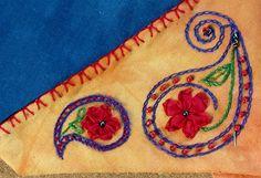 paisley motif #3   by Jo in NZ