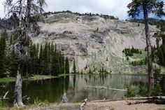 High Lake, Strawberry Mtns, Oregon