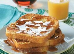 Yum... I'd Pinch That! | Eggnog French Toast Recipe