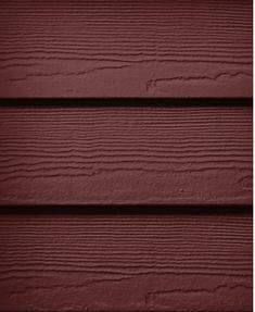 Horizontal Hardi Country Lane Red