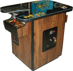 There was one of these at Pizza Hut...when you actually had to go OUT for pizza.