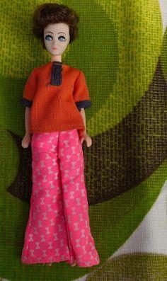Vintage Pippa doll