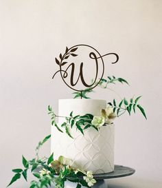 Wedding Cake Topper Initial Wood Monogram Wedding Cake Topper, Personalized Wedding Cake Topper Rustic Cake Topper, Letter Cake Topper – The Best Ideas Rustic Wedding Cake Toppers, Personalized Wedding Cake Toppers, Wedding Topper, Wedding Cakes, Cake Toppers For Weddings, Unique Cake Toppers, Letter Cake Toppers, Monogram Cake Toppers, Mr Mrs Cake Toppers