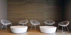 Sillón Leaf Lounge de Lievore Altherr Molina