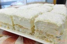 Extra jemné, lahodné croissanty s čokoládou Cakes To Make, How To Make Cake, Hungarian Desserts, Hungarian Recipes, Other Recipes, Sweet Recipes, Torte Recepti, Different Cakes, Tea Cakes