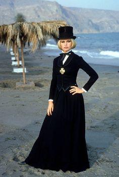 Brigitte Bardot in'Shalako', 1968.