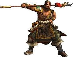 zhang fei dynasty warriors 8 - photo #16