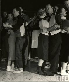 Sock Hop 1950's