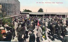 Universal Studios in the 1920s