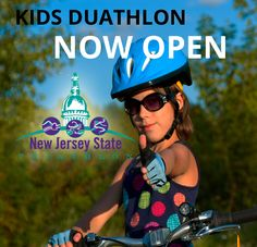 New Jersey State Triathlon Kids Duathlon!  www.newjerseystatetri.cgiracing.com