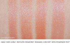 MAC Shy Girl Lipstick Dupe | Glam Radar