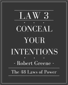 48 laws of power control your emotions