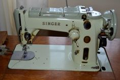 Singer 306 or 319 on a treadle