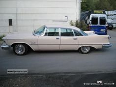 1958 chrysler imperial | 1958 Chrysler Imperial 4-Dr Hardtop Limousine Used vehicle photo 2