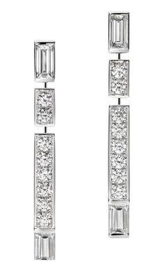 harry winston...beautiful earrings.