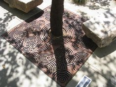 Another #grate shot of our Oblio Tree Grate