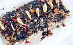 <p>This banana bread is packed with superfoods that taste amazing and are amazing for you!</p>