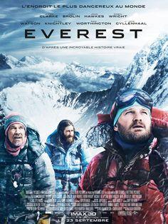 Everest est un film de Baltasar Kormákur avec Jason Clarke, Jake Gyllenhaal. Synopsis : Inspiré d'une désastreuse tentative d'ascension de la plus haute montagne du monde, Everest suit deux expéditions distinctes confrontées aux plus viol