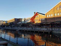 Solsiden, Trondheim Trondheim, Norway, Architecture