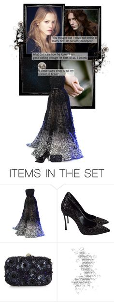 """""""Because 'e vill! It would take more zan a werewolf to stop Bill loving me!"""" by lily15 ❤ liked on Polyvore featuring art"""