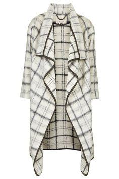 Premium Textured Blanket Coat