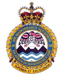 19 Air Maintenance Squadron provides second-line aircraft maintenance support to all of the flying Squadrons at 19 Wing, and specific aircraft maintenance support to 443 (MH) Squadron in Victoria. Aircraft Maintenance, Canadian History, Badges, Air Force, Wings, Military, Patches, Canada, Suits