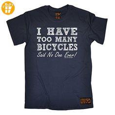 Ride Like The Wind Herren T-Shirt, Slogan Gr. XXXXXL, navy - Shirts mit spruch (*Partner-Link)