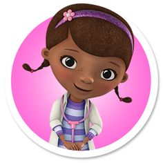 Doc McStuffins Coloring Pages and Crafts | Disney Junior