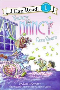 Fancy Nancy Sees Stars (I Can Read Book 1 Series) / Available at www.BookLodge.com - Lowest Priced English and Chinese Online Bookstore for Children and Parents Worldwide    By Jane O'Connor