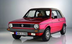 Golf Tips For Chipping Product Volkswagen Golf Mk1, Volkswagen Models, Golf 1 Cabriolet, Vw Cabrio, Classic Golf, Classic Cars, Jetta Mk1, Automobile, Traction Avant