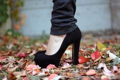 Thick heels: in or out?