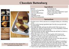 Chocolate Battenburg Recipe by claremanson