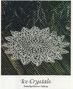 Threads of a Tatting Goddess: Giveaway!