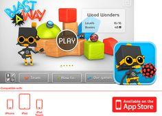 Blast-A-Way - iPad/iPhone