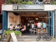Number A - Café Omotesando (Tokyo)