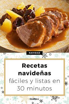 Delicious Christmas recipes ready in less than 30 minutes - Oscar Wallin Pork Recipes, Cooking Recipes, Healthy Recipes, Christmas Lunch, Christmas Recipes, Great Recipes, Favorite Recipes, Xmas Food, Dinner Menu