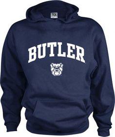 Butler Bulldogs Hooded Sweatshirt