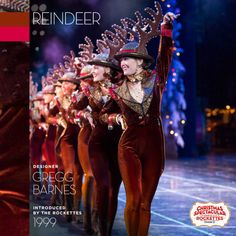 Learn more about the Radio City Rockettes from touring to the Christmas Spectacular. Get dance tips, tickets, or see how to join the Summer Intensive dance program! Tap Dance, Dance Wear, Rockettes Christmas, Reindeer Costume, Christmas Spectacular, Broadway Plays, Snow Scenes, Dance Company, Good Cheer