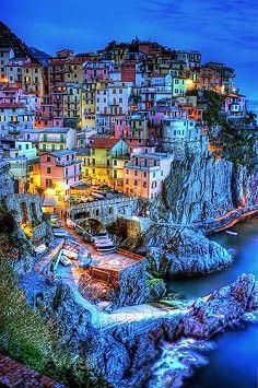 Italia Cinque Terre.