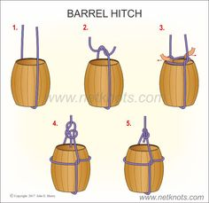 Barrel Hitch | Animated, Illustrated and Explained