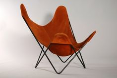 - Vintage Butterfly chair -  My mother had a pair of these, and I think about them often.